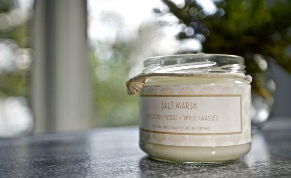 19.Salt marsh