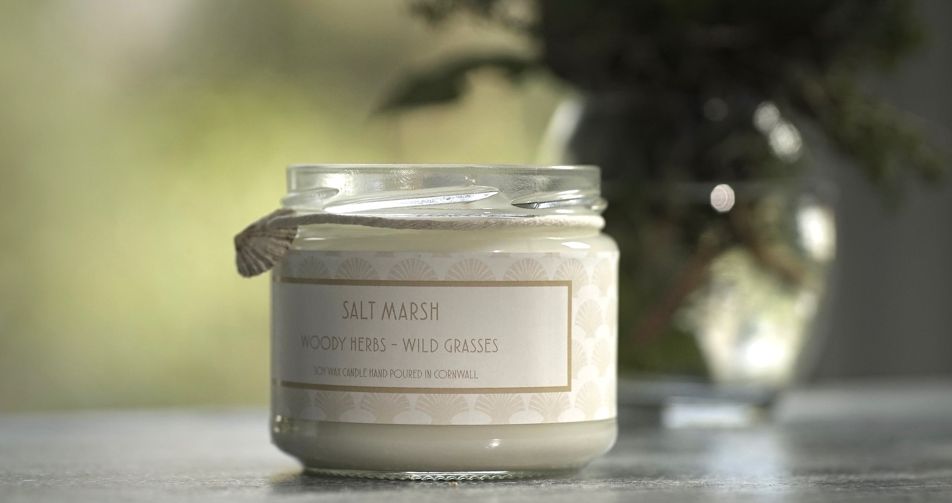 Salt Marsh Candle - Seawitch Candles